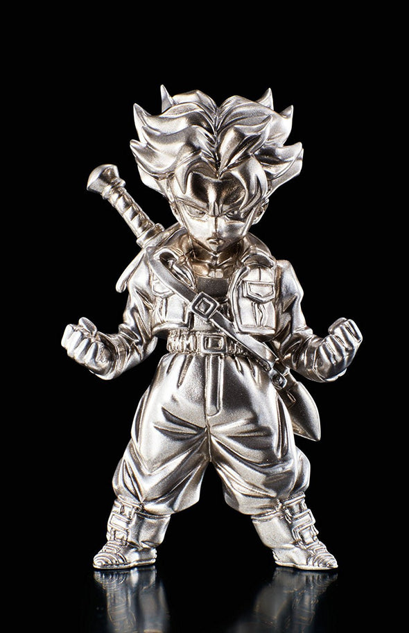 Bandai Tamashii Nations Absolute Chogokin Super Saiyan Trunks - Nerd Arena