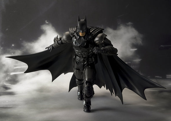 "Bandai Tamashii Nations S.H.Figuarts Batman ""INJUSTICE Ver."" Action Figure - Nerd Arena"