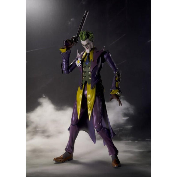 "Bandai Tamashii Nations S.H.Figuarts Joker ""INJUSTICE Ver."" Action Figure - Nerd Arena"