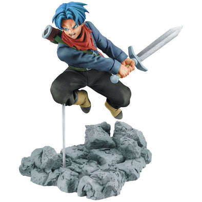 Banpresto Dragon Ball Super Soul X Soul Figure Trunks - Nerd Arena