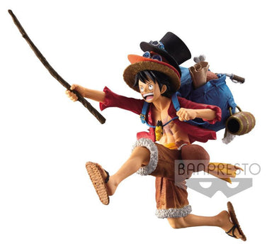 Banpresto One Piece Monkey D. Luffy Prize Figure (Produced by Enthusiasts) - Nerd Arena