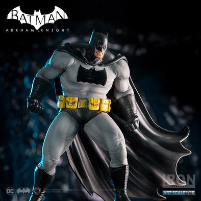 Batman: Arkham Knight Dark Knight 1/10 Art Scale Statue - Nerd Arena