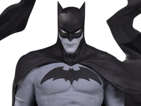 Batman Black and White Statue by Becky Cloonan - Nerd Arena