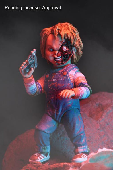 Child's Play Ultimate Chucky Figure - Nerd Arena