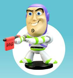 Comicave Cube-IT Disney Toy Story Buzz Lightyear - Nerd Arena