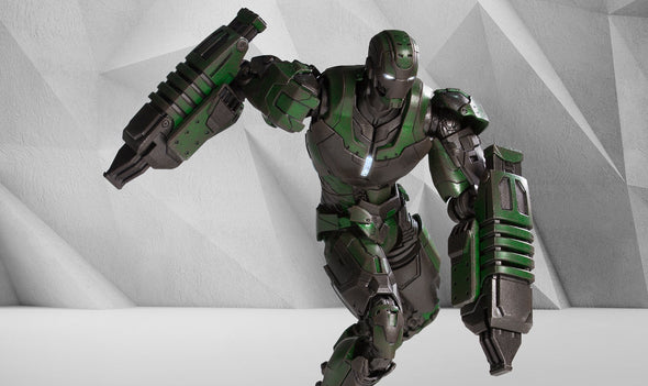 Comicave Studios IRON MAN MARK 25 and 26 Striker and Gamma Bundle 1/12 SCALE COLLECTIBLE FIGURES - Nerd Arena