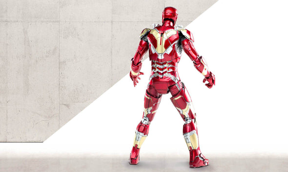 Comicave Studios IRON MAN MARK 43 1/12 SCALE COLLECTIBLE FIGURE - Nerd Arena