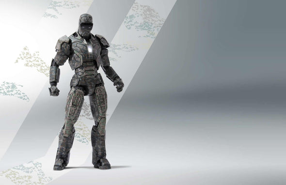 Comicave Studios IRON MAN MARK XXIII SHADES 1/12 SCALE COLLECTIBLE FIGURE (JAPAN EXCLUSIVE) - Nerd Arena