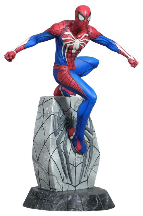 Diamond Gallery Spider-Man PS4: 2018 Video Game Statue