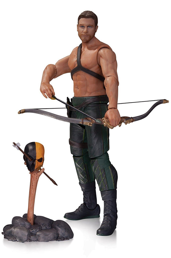 DC Collectibles Arrow: Oliver Queen & Totem Action Figure - Nerd Arena