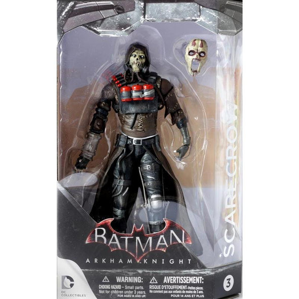 DC Collectibles Batman: Arkham Knight: Scarecrow Action Figure by DC Collectibles - Nerd Arena