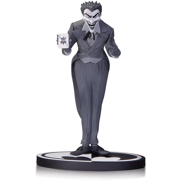 DC Collectibles Batman: Black and White: The Joker by Dick Sprang Statue - Nerd Arena