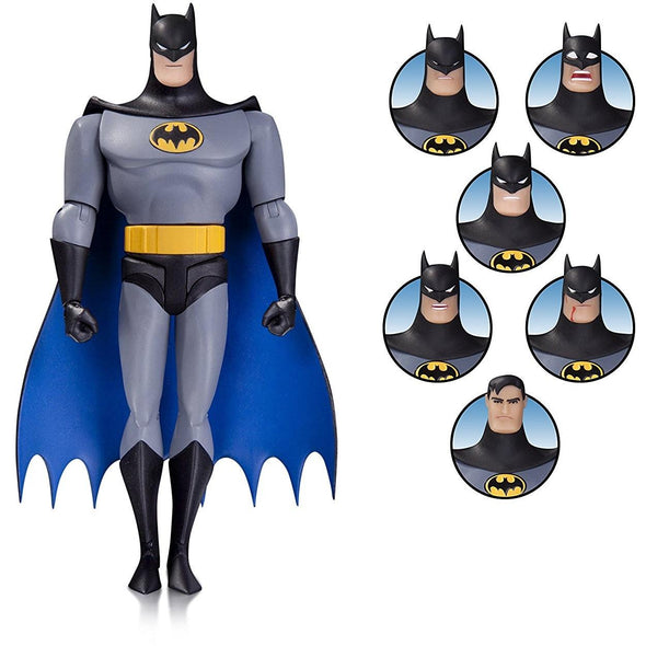 DC Collectibles Batman The Animated Series: Expressions Pack - Nerd Arena