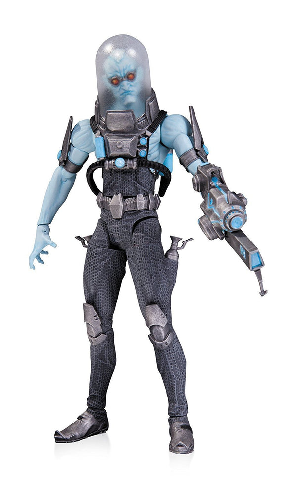 DC Collectibles DC Comics Designer Action Figures Series 2: Mr. Freeze Figure by Greg Capullo - Nerd Arena