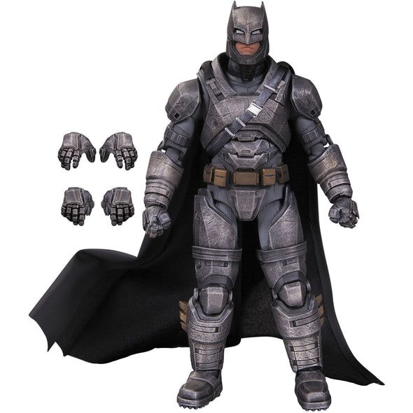 DC Collectibles DC Films Batman v Superman: Dawn of Justice Armored Batman - Nerd Arena