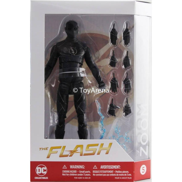 DC Collectibles DCTV Zoom The Flash Action Figure - Nerd Arena