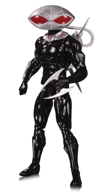 DC Collectibles Essentials Black Manta Figure - Nerd Arena