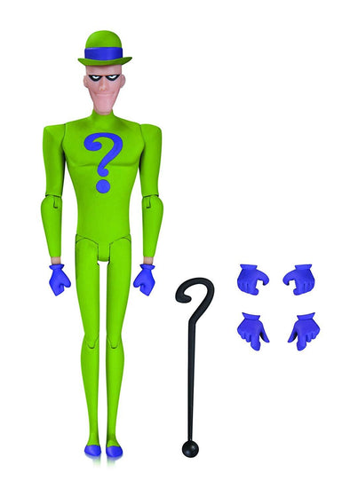 DC Collectibles The New Batman Adventures Riddler Action Figure - Nerd Arena