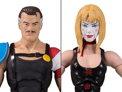 DC Collectibles Watchmen Doomsday Clock The Comedian & Marionette 2-Pack - Nerd Arena