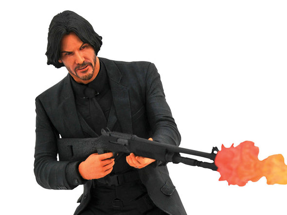 Diamond Select Gallery John Wick 2 John Wick (Catacombs) statue