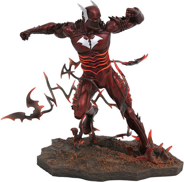 DIAMOND SELECT TOYS DC Gallery: Dark Nights Metal: Red Death PVC Figure - Nerd Arena