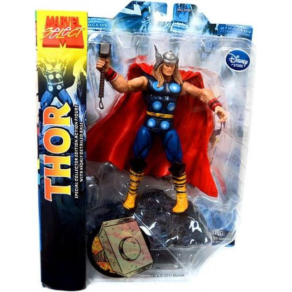 Diamond Select Toys Marvel Classic Thor Action Figure - Nerd Arena