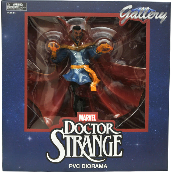 Diamond Select Toys Marvel Gallery Doctor Strange PVC Figure - Nerd Arena