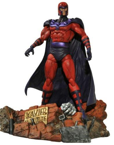 Diamond Select Toys Marvel Select: Magneto Action Figure - Nerd Arena