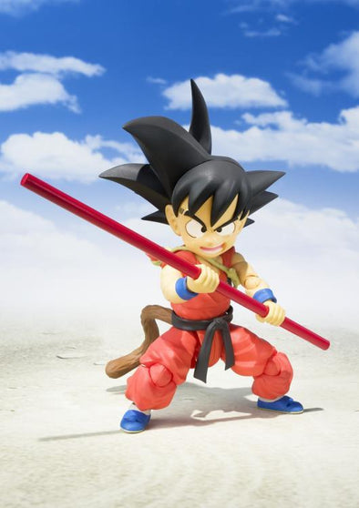 Dragon Ball S.H.Figuarts Kid Goku - Nerd Arena
