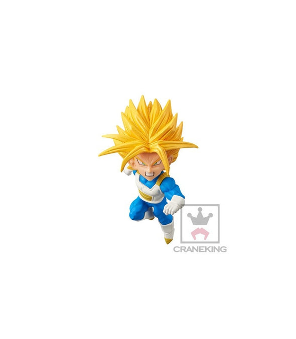 Banpresto Dragon Ball Super Future Trunks SS WFC MYSTERY BLIND BOX SERIES 4
