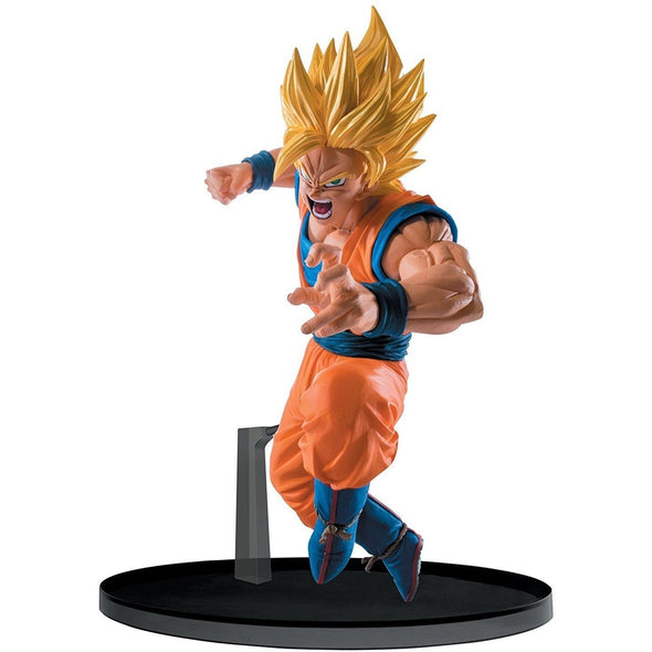 Dragon Ball Super SCultures BIG Zoukei Tenkaichi Budoukai 6 Vol. 4 Super Saiyan 2 Goku - Nerd Arena