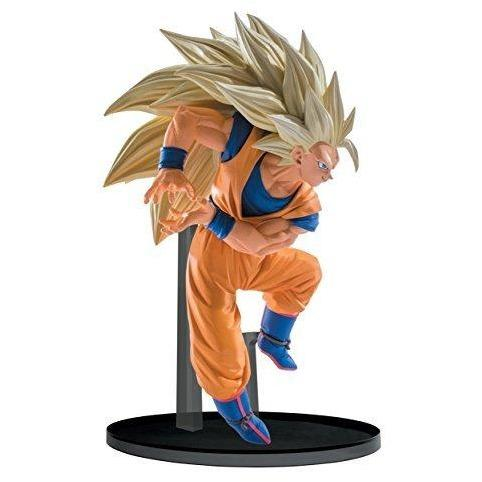 Dragon Ball Super SCultures BIG Zoukei Tenkaichi Budoukai 6 Vol. 6 Super Saiyan 3 Goku - Nerd Arena