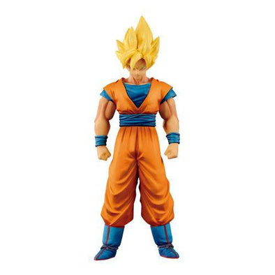 Dragon Ball Z Cho-Zou-Shu Special Original Color Ver. - Super Saiyan Goku - Nerd Arena