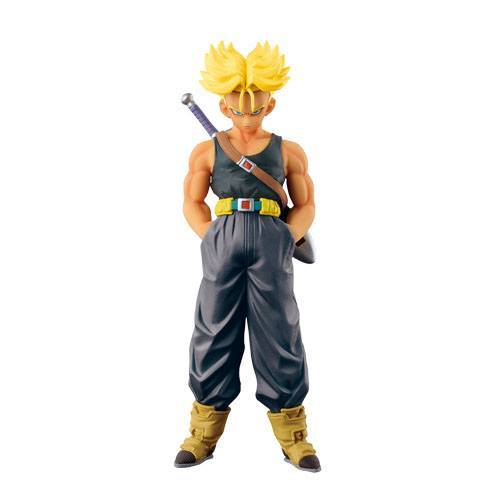 Dragon Ball Z Cho-Zou-Shu Special Original Color Ver Super Saiyan Trunks - Nerd Arena