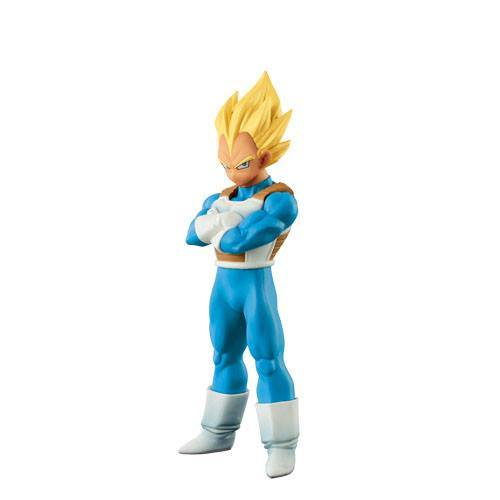 Dragon Ball Z Cho-Zou-Shu Special Original Color Ver Super Saiyan Vegeta - Nerd Arena