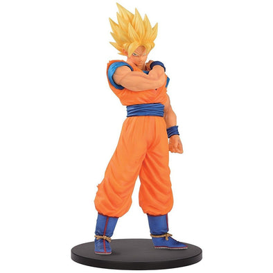 Dragon Ball Z Resolution of Soldiers Vol.1 Super Saiyan Goku - Nerd Arena