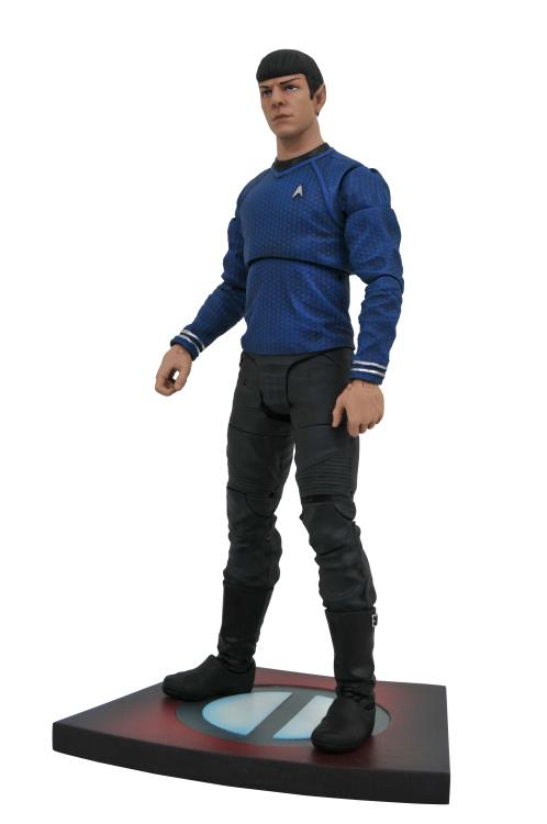 Diamond Select Star Trek Into Darkness Spock Action Figure