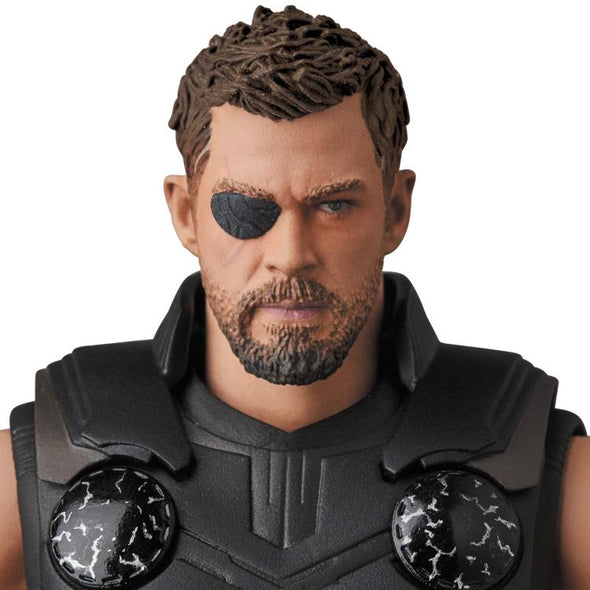 MAFEX No.104 Avengers: Infinity War Thor Action figure