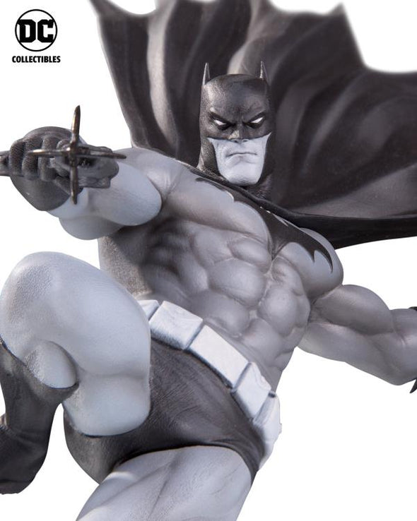DC Collectibles Batman Black and White Limited Edition Statue by Doug Mahnke