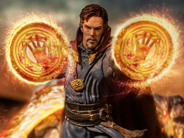 Iron Studios Avengers: Endgame Battle Diorama Series Doctor Strange 1/10 Art Scale Limited Edition Statue
