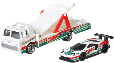 Hot Wheels Ford GT Race C-800 Vehicle