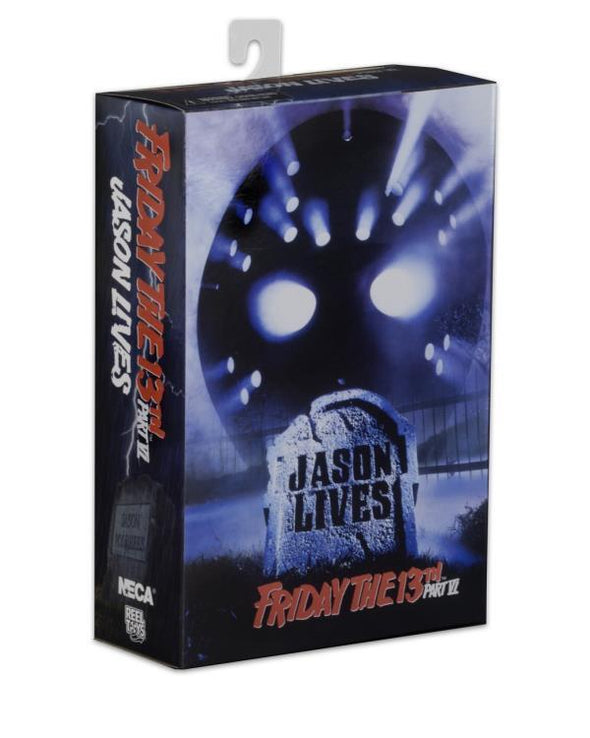 Friday the 13th Part VI Ultimate Jason Figure - Nerd Arena