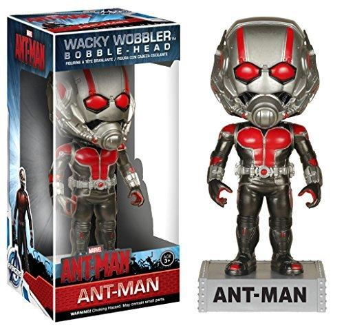 Funko Movie ANT-MAN: Ant-Man Wacky Wobbler Bobble-Head - Nerd Arena