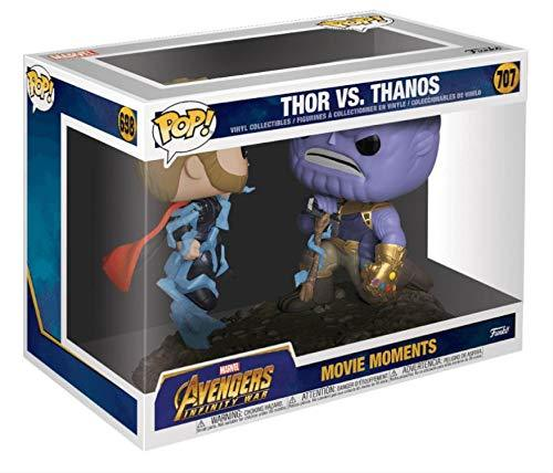 Funko Movie Moments Marvel: Avengers Infinity War - Thor Vs. Thanos - Nerd Arena