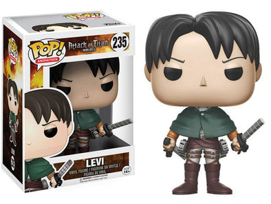 Funko Pop! Animation: Attack on Titan - Levi - Nerd Arena