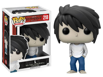 Funko Pop! Animation: Death Note - L - Nerd Arena