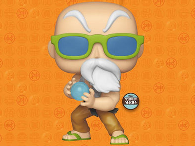 Funko Pop! Animation: Dragon Ball Super Specialty Series - Master Roshi (Max Power) - Nerd Arena