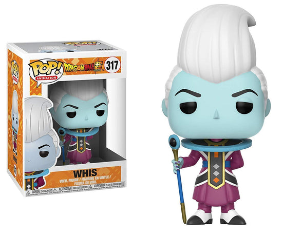 Funko POP! Animation: Dragon Ball Super - Whis - Nerd Arena