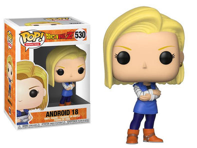Funko Pop! Animation: Dragon Ball Z Android 18 - Nerd Arena