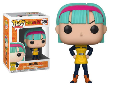 Funko POP! Animation: Dragon Ball Z - Bulma - Nerd Arena